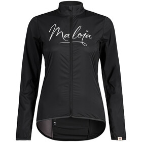 Maloja EvaM. Superlight Windbreaker Jas Dames, moonless